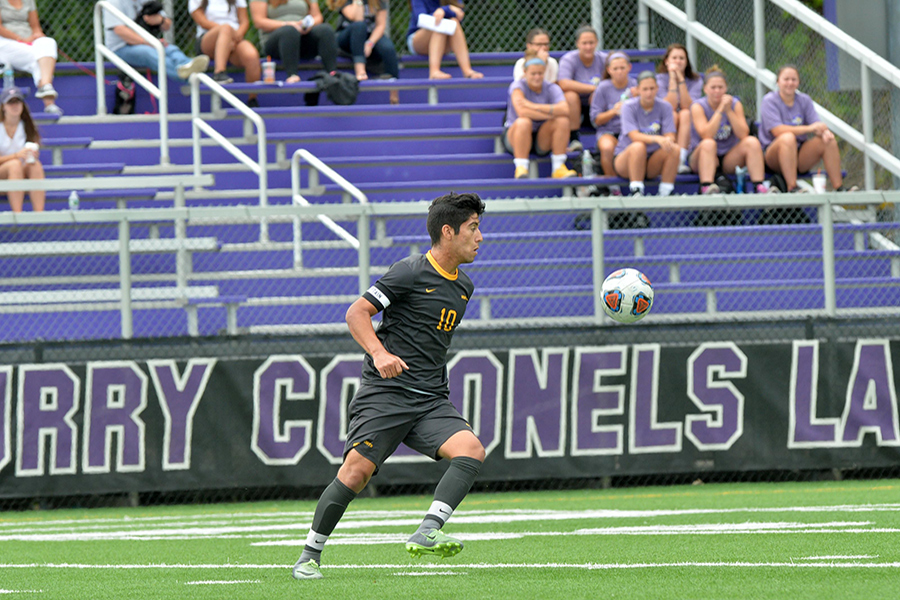 Men's Soccer Ends Drought Against Western New England