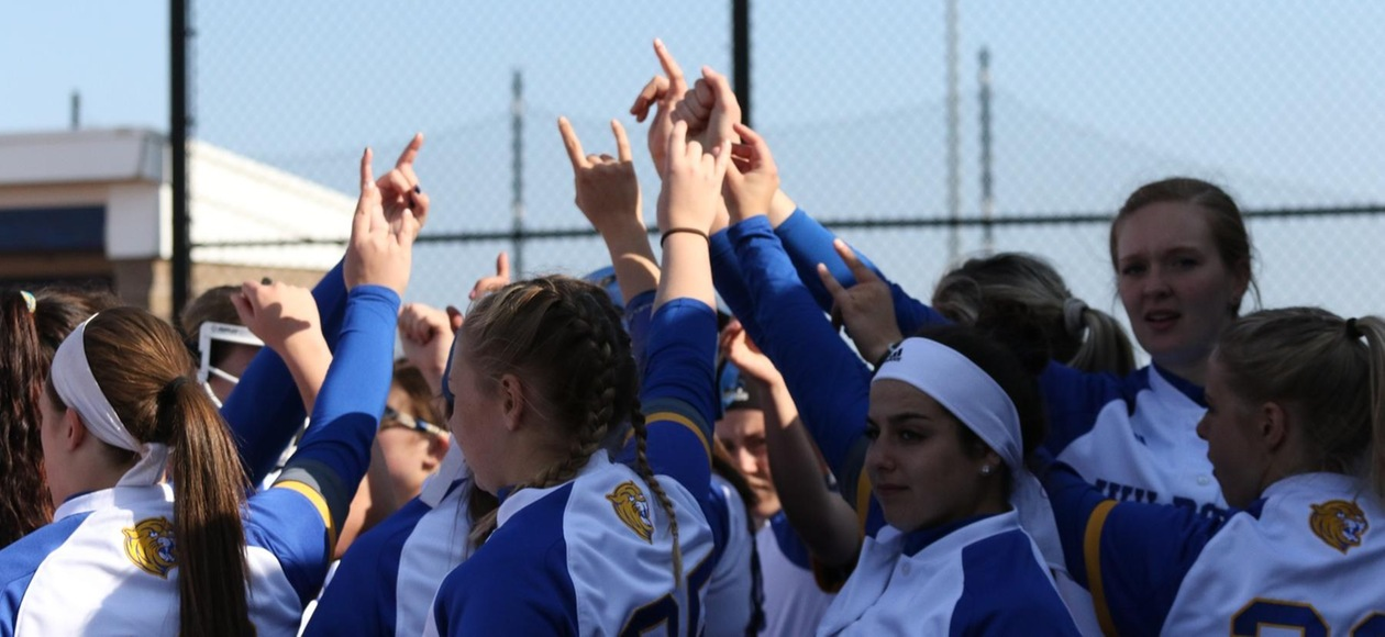Softball's Season Ends with 3-2 Loss to the Monks in GNAC Tournament