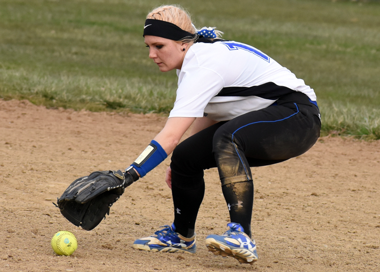 Lakeland roughs up Kent State – Tuscarawas in home opening doubleheader, 15-3 and 16-8