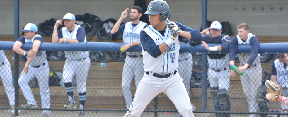 Baseball Locks in No. 3 Seed in GNAC Tournament with Norwich Sweep
