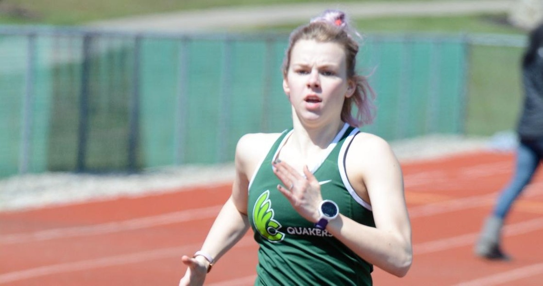 Women's Track & Field Continues Outdoor Season at Cedarville