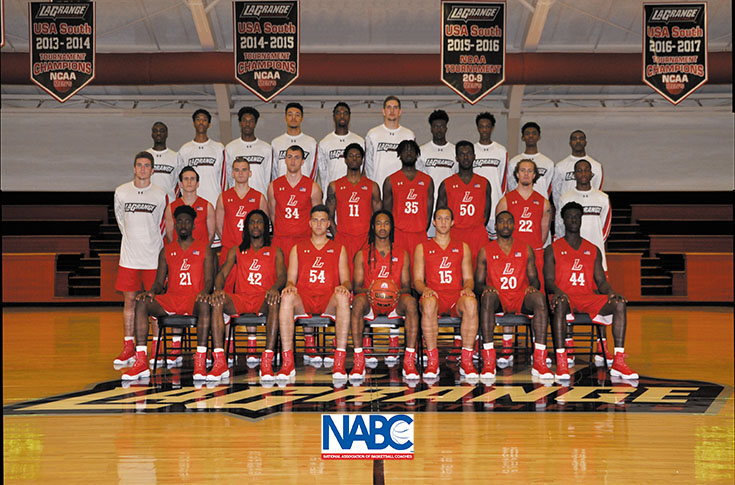 Men's Basketball: Panthers receive NABC Team Academic Excellence Award for third straight year