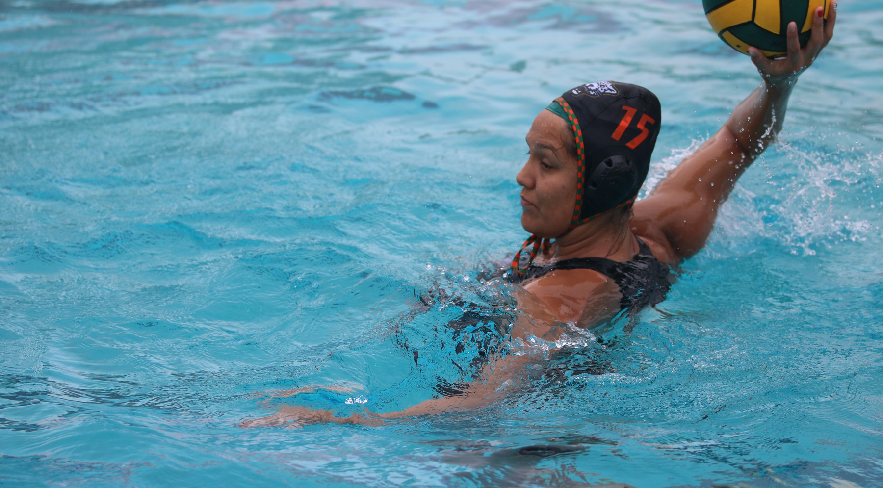 Water Polo edged late by Regals