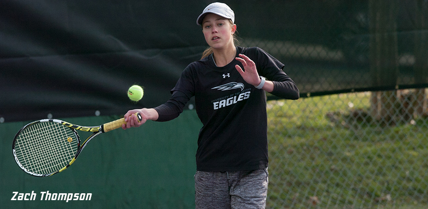 Women's Tennis Team Tops NCAA I UA-Pine Bluff
