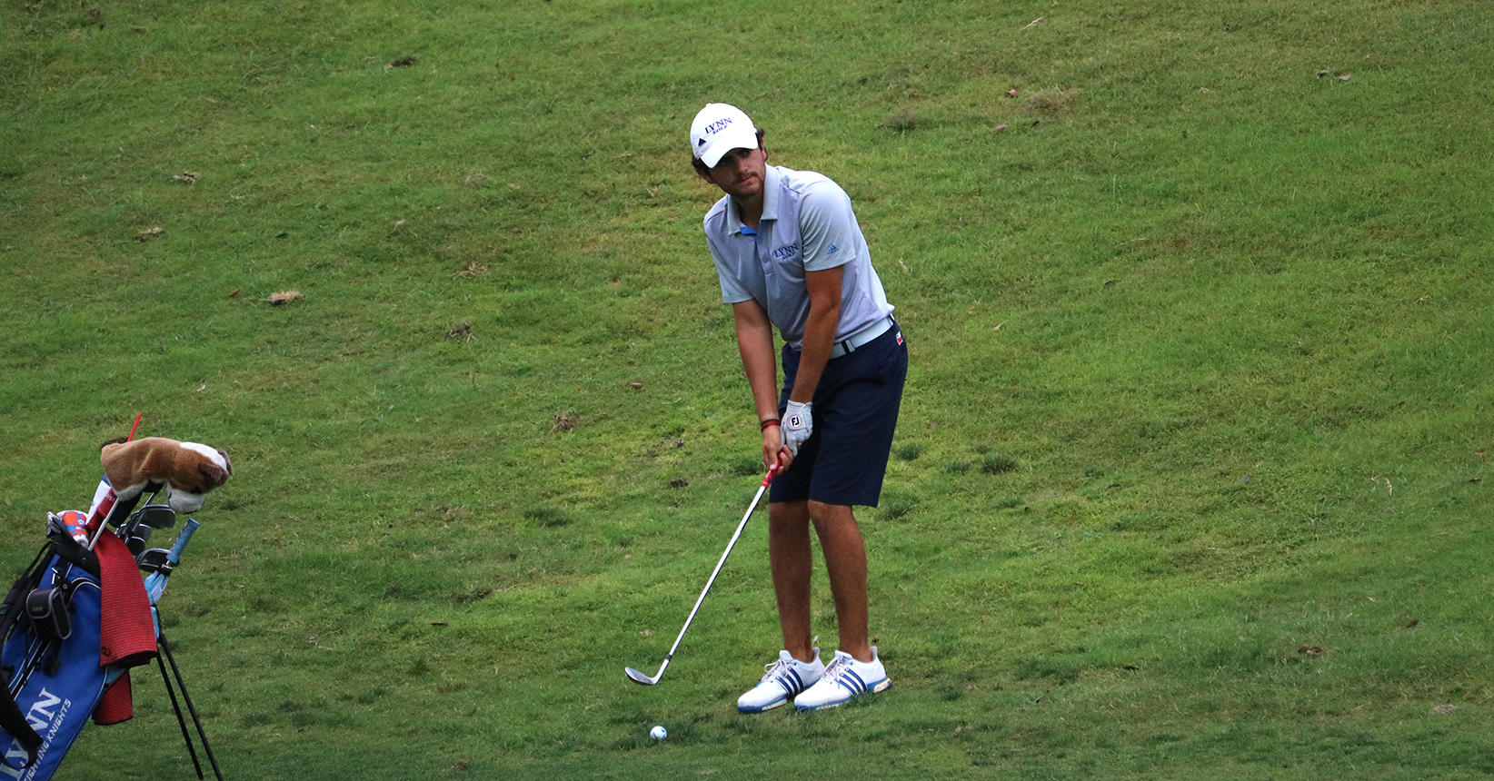 We're In the National Championship Toto! Men's Golf Advances in Two Close Calls