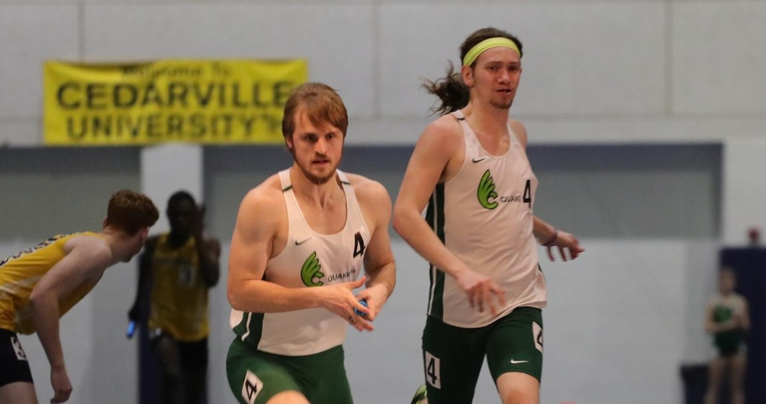 Men's Track & Field Second at Rick Meindl Last Call Meet