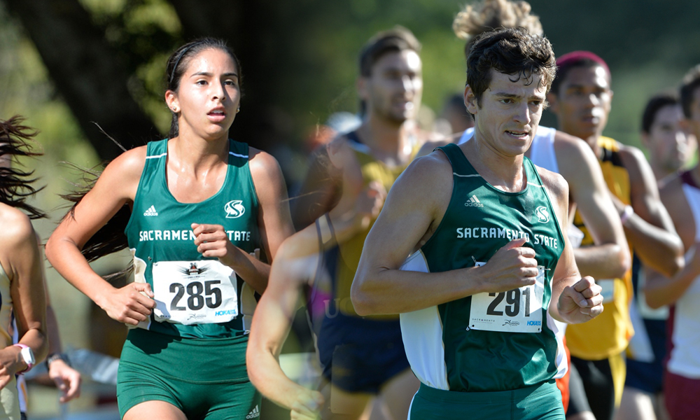 CROSS COUNTRY BEGINS SEASON AT AGGIE OPEN