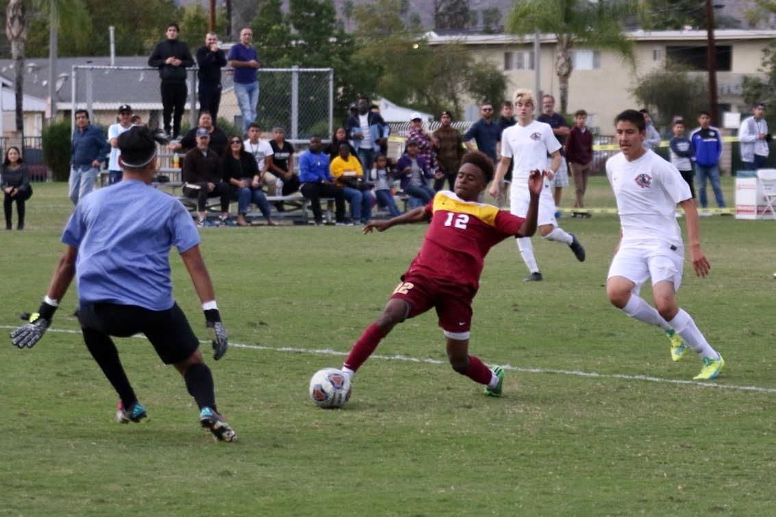Men's Soccer Advances With Overtime PK Goal Over Chaffey, 1-0