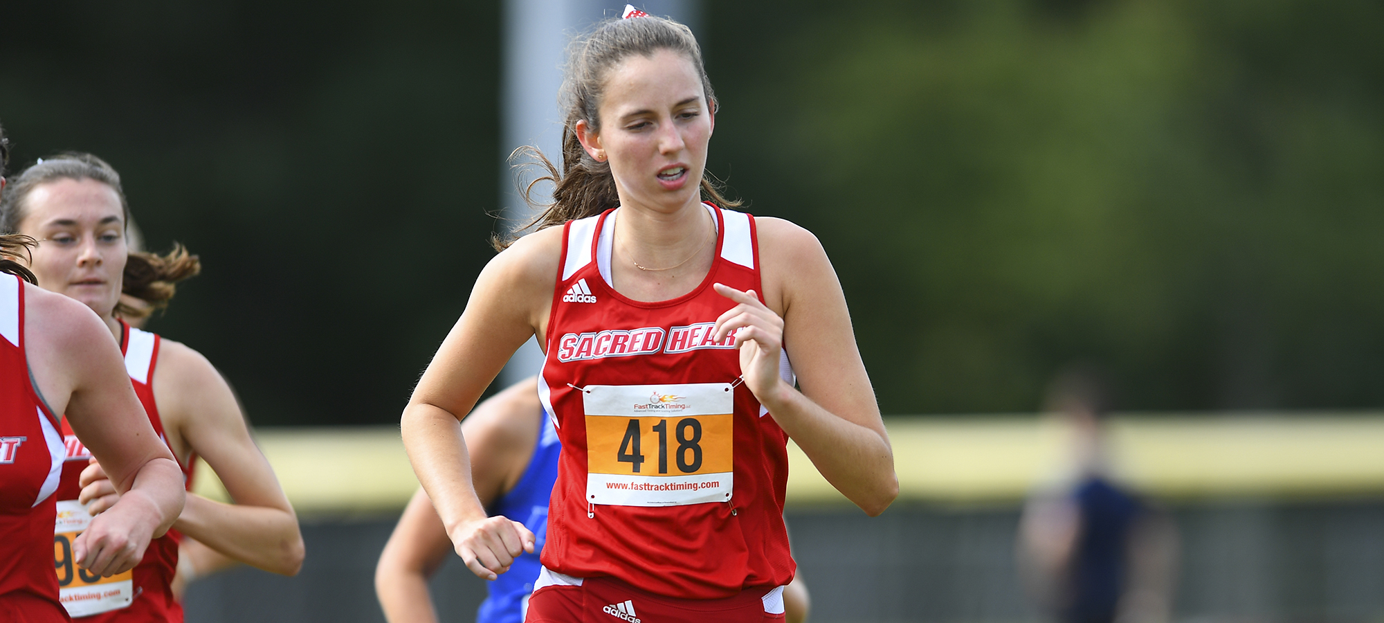 Women's Cross Country Takes Runner-Up at Vermont Fall Foliage Invitational