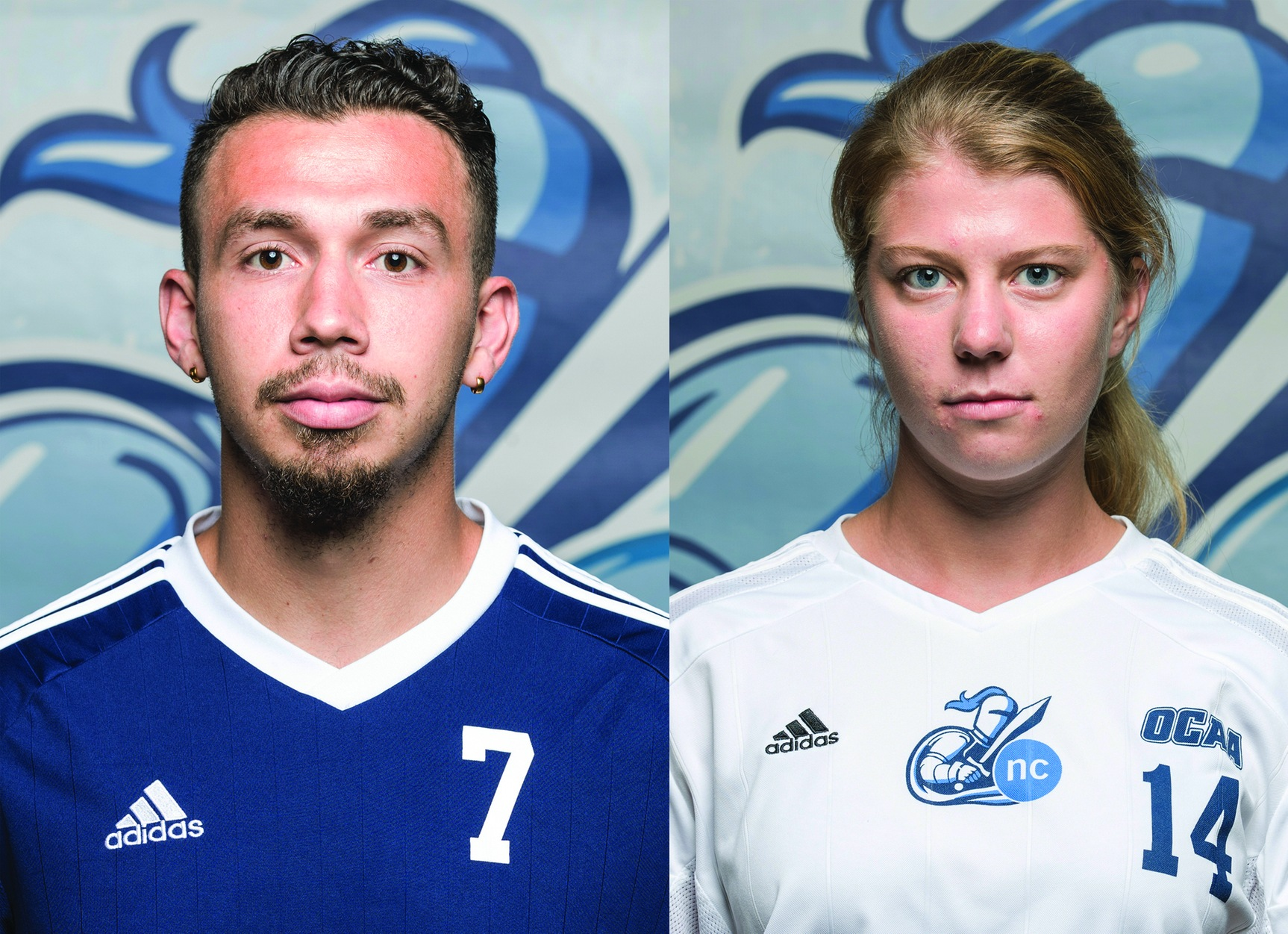 NEWS: Amores and Langendoen named Athletes of the Week