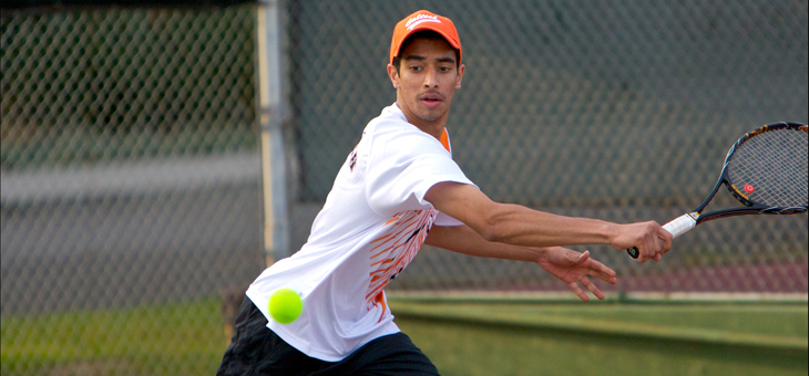 Beavers Play Third Straight Match Against Nation's Best