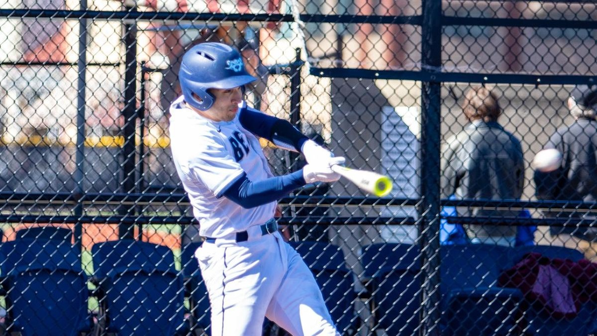 Mount Saint Mary Rallies To Take Two From Baseball