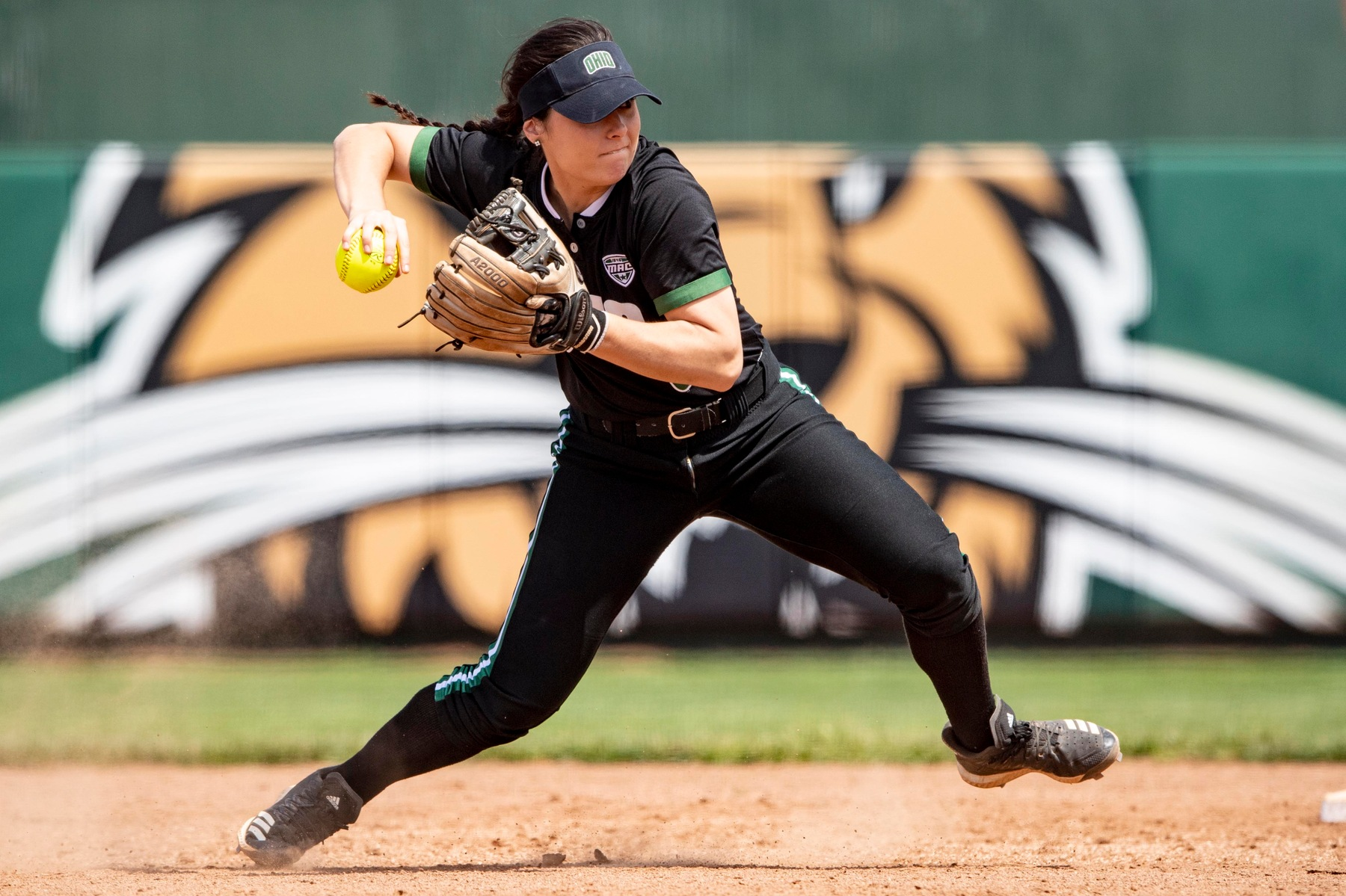Ohio Softball Wraps up Regular Season at Buffalo This Weekend
