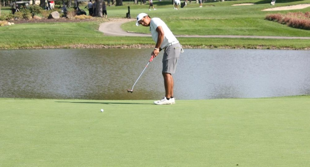 Robbins' 66 Helps CSU to Second Place After Day One