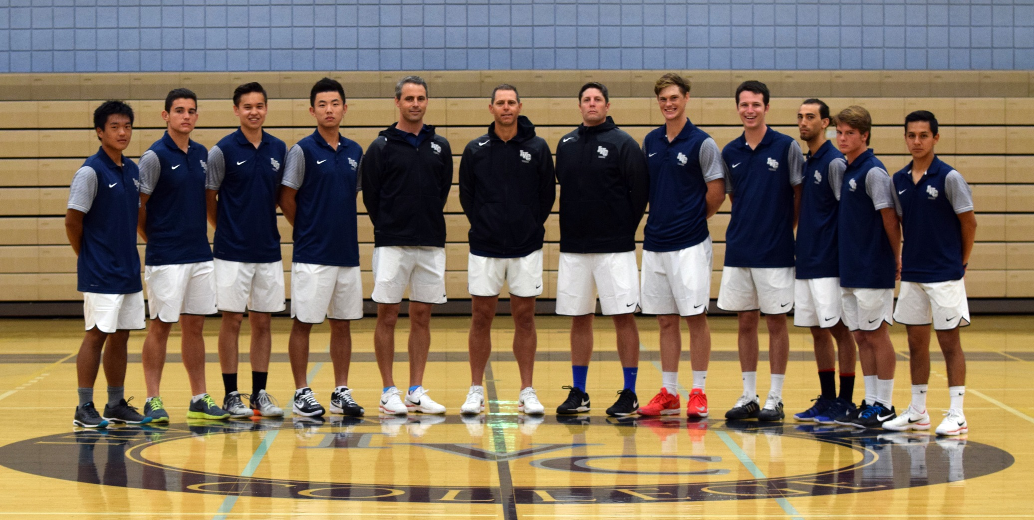 Men's tennis players wrap up season with strong Ojai tourney