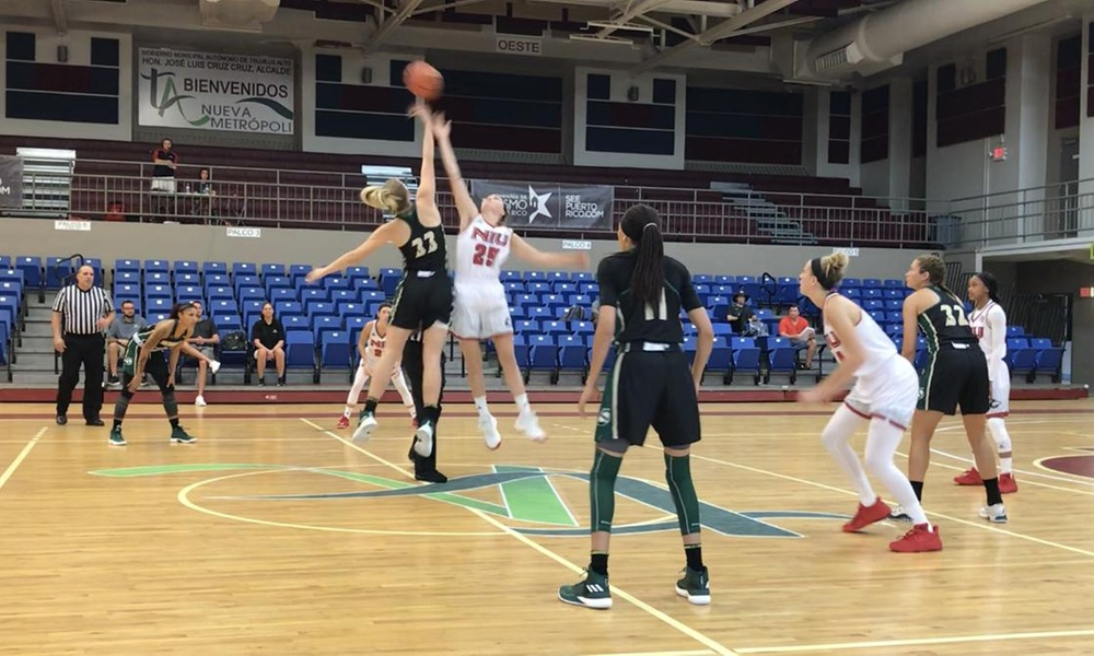 WOMEN'S HOOPS PLAYS FINAL GAME IN PUERTO RICO, PLUS DAY FIVE PLAYER BLOG