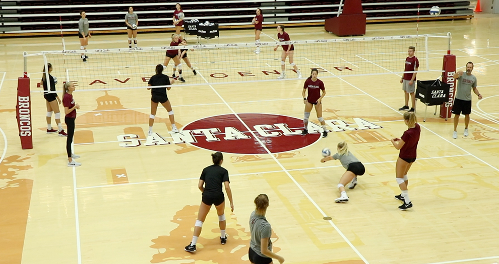 Volleyball's Saturday First Serve Times Changed at Indiana Invitational