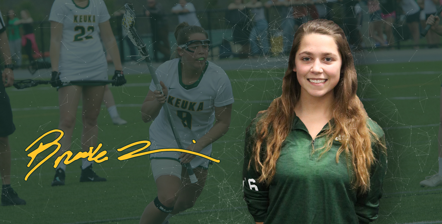 Women's Lacrosse Senior Salute: Brooke Main