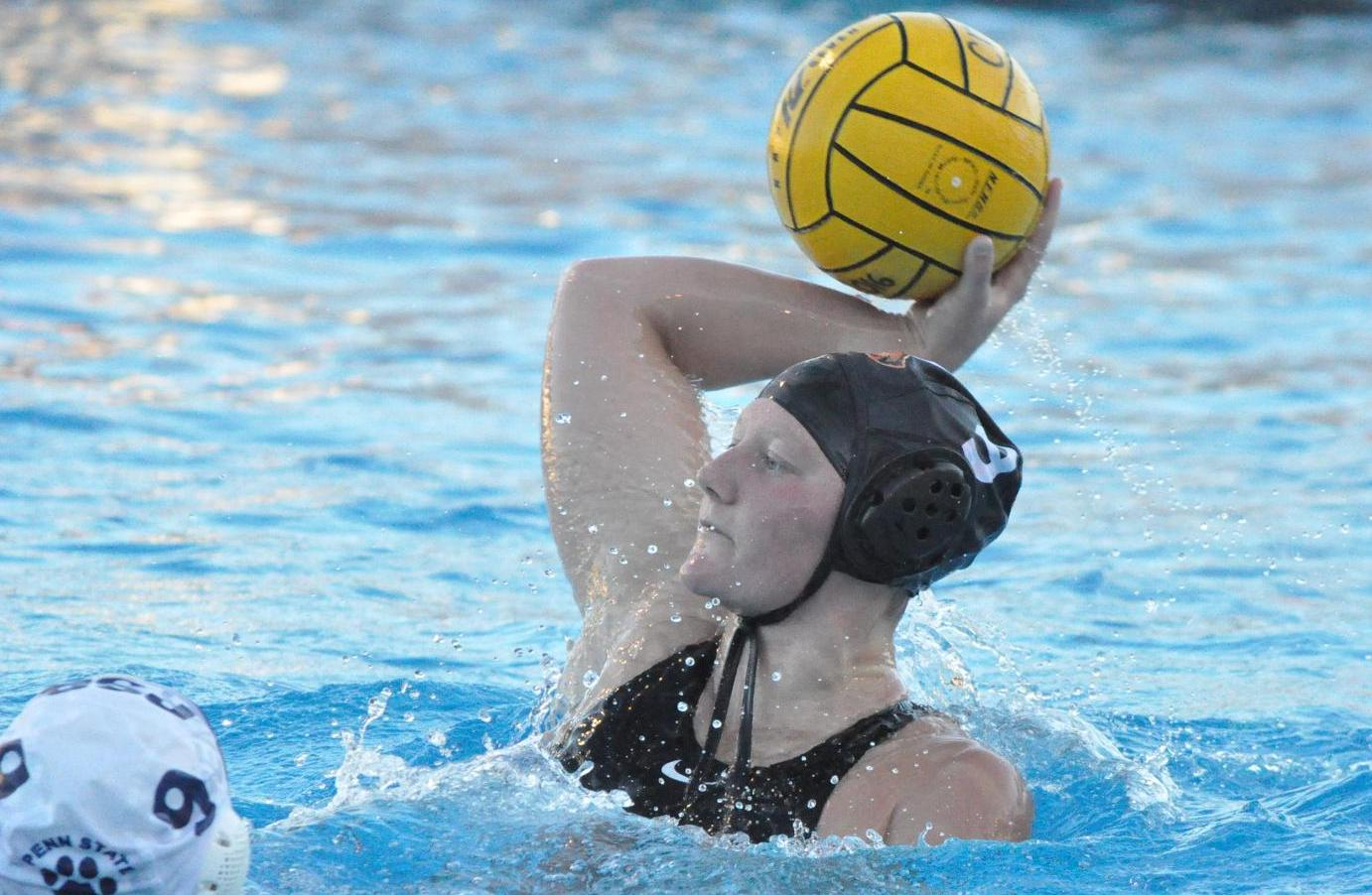 Percin Nets Hat Trick at DIII No. & Redlands