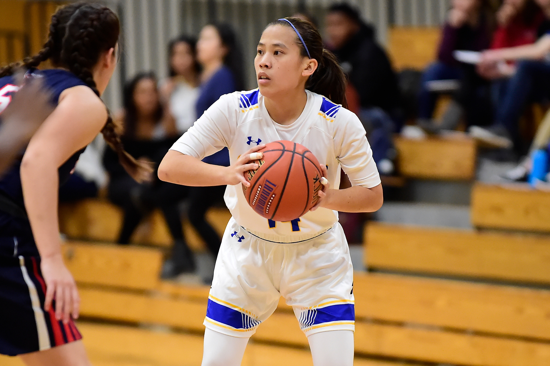 Chun Tallies Career-High,  as Women's Basketball Falls in Last Game of Music City Classic to Wesleyan