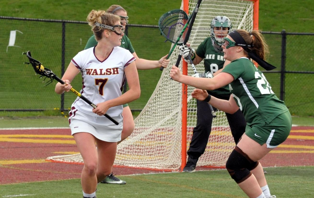 Women's LAX Falls In Regular Season Finale