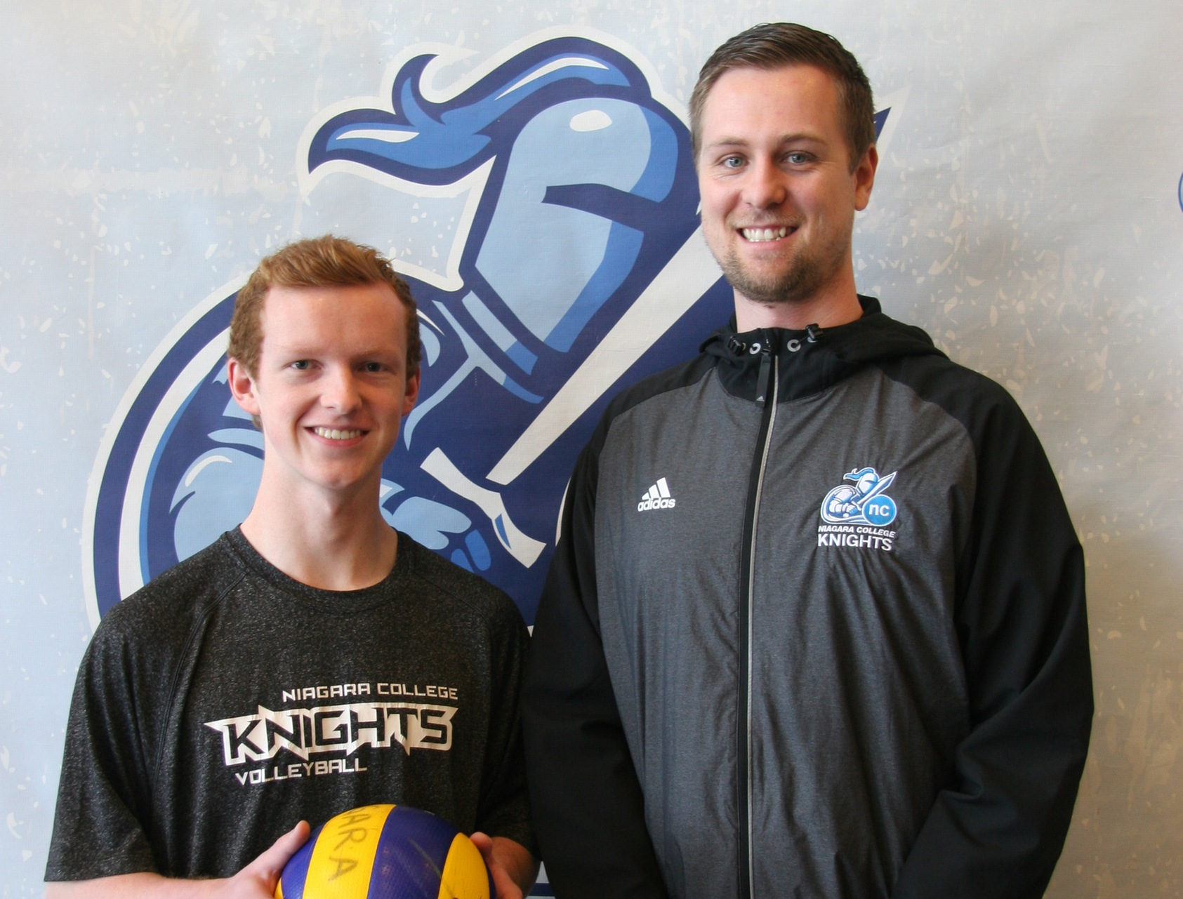 NEWS: Defensive stalwart Robbie Zalewski joins men's volleyball