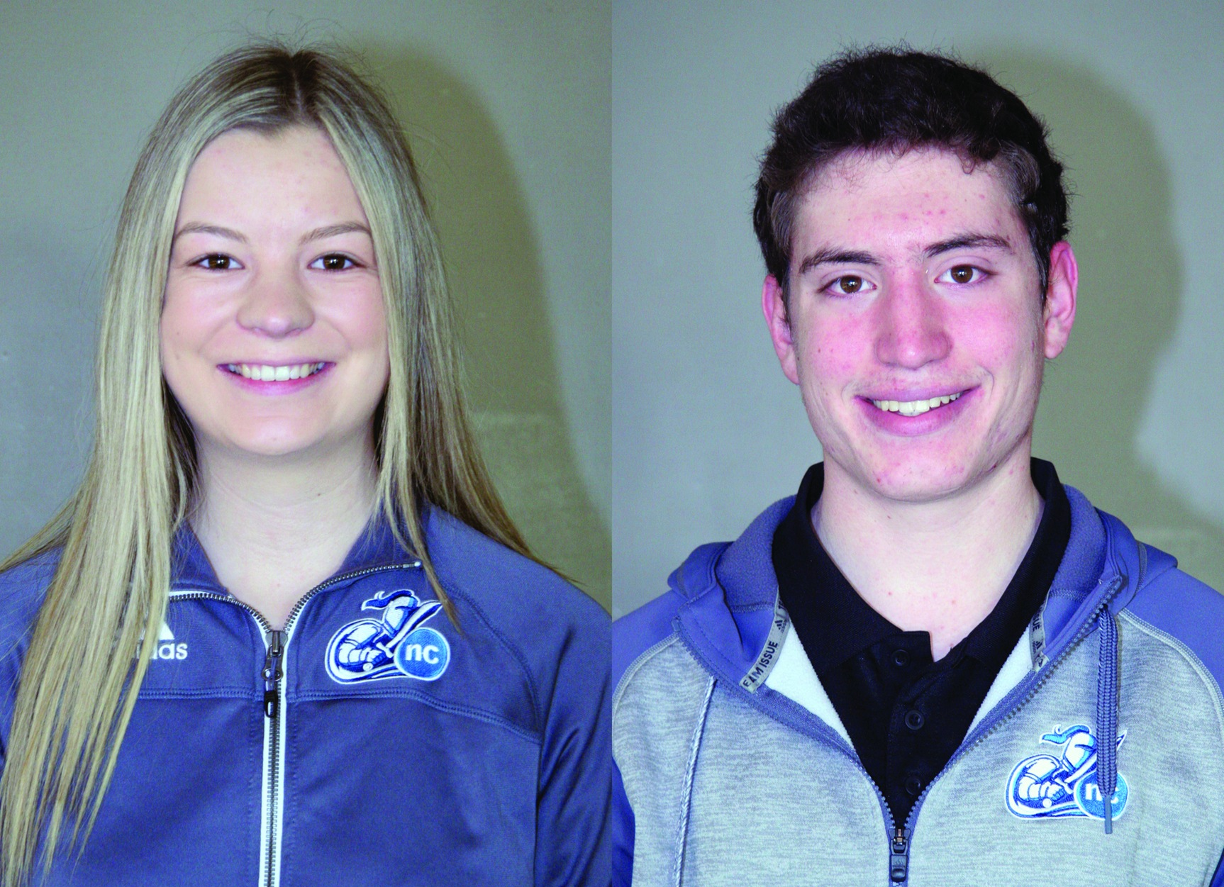 NEWS: Smith and Cressman named Athletes of the Week