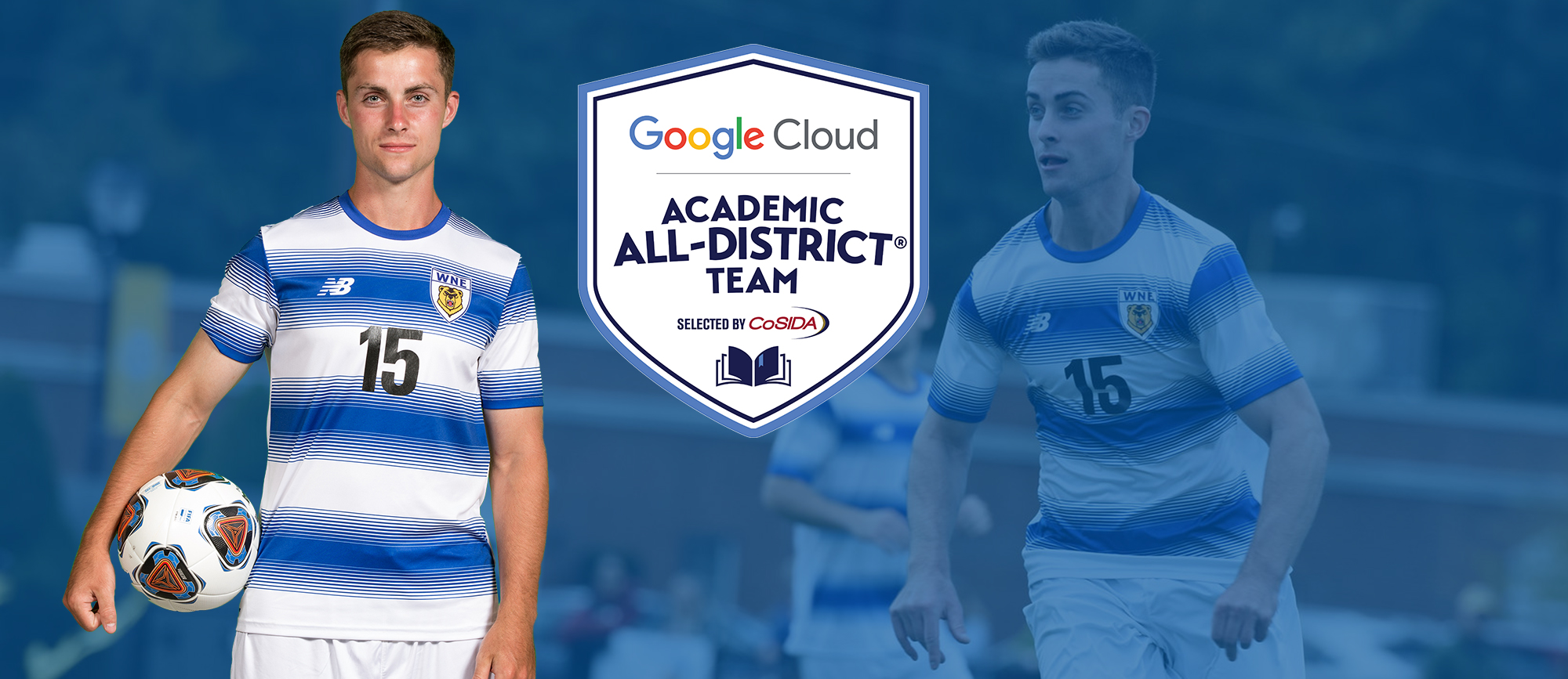 Bryan Doyle Earns CoSIDA Academic All-District Honors