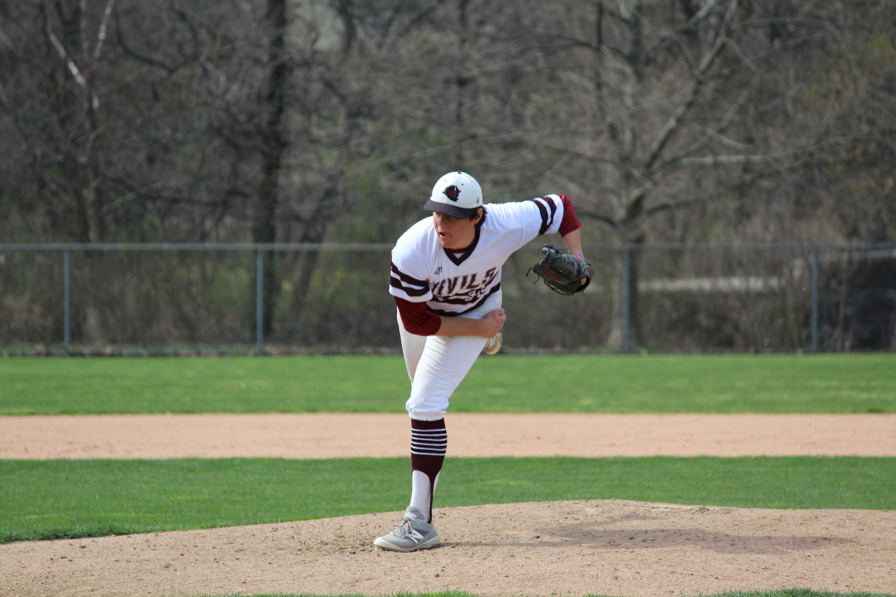 Devils Baseball Sweeps Goldey-Beacom