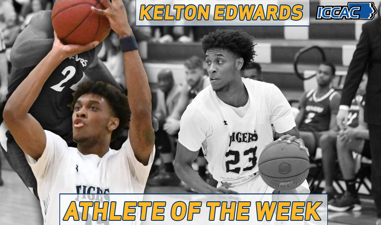 Edwards named Player of the Week