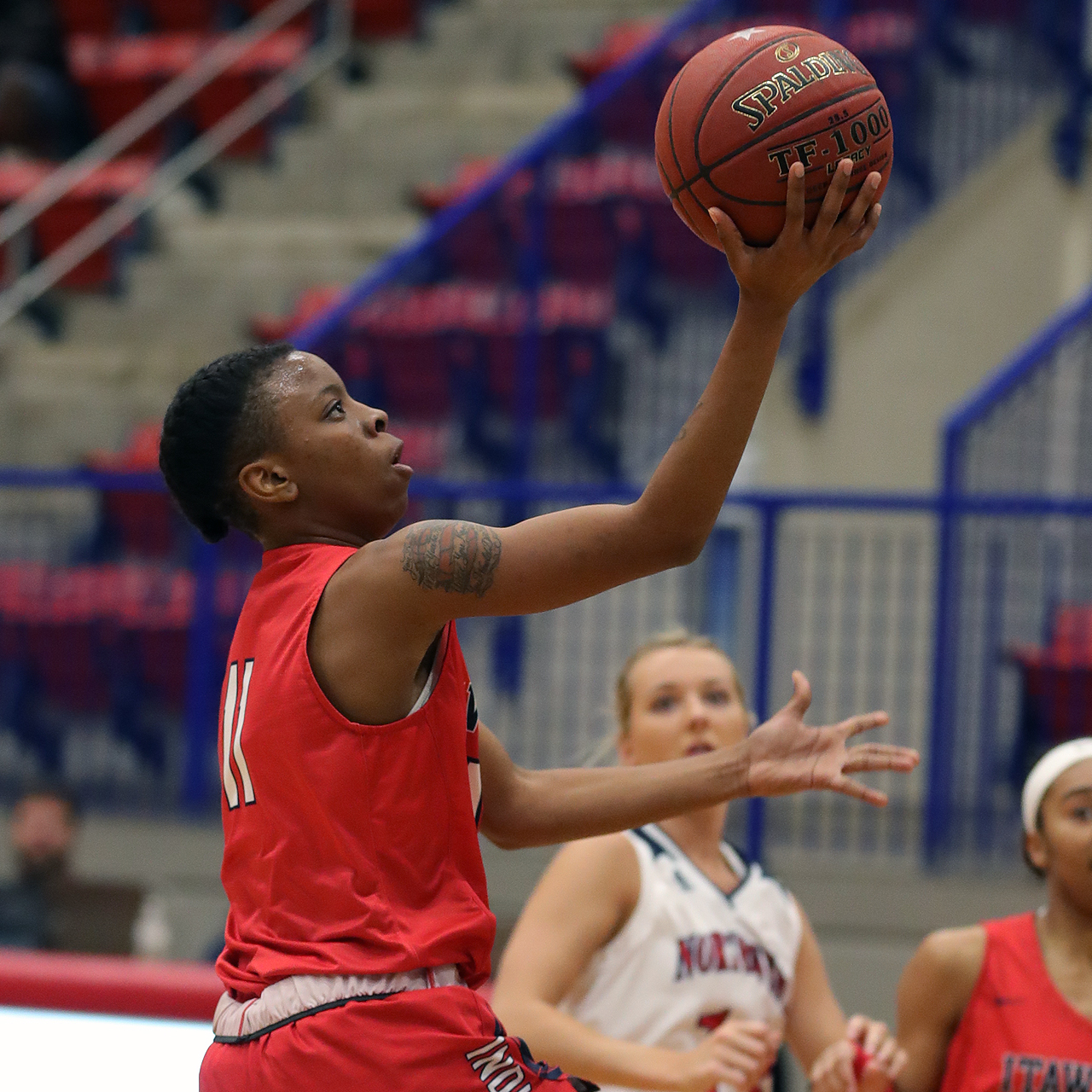 Lady Indians roll Northwest in North Division opener