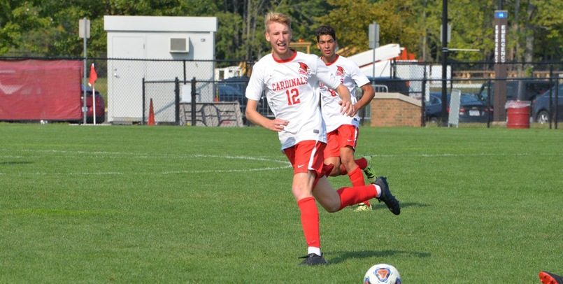 Cards Open GLIAC Play With Shutout at Northern Michigan