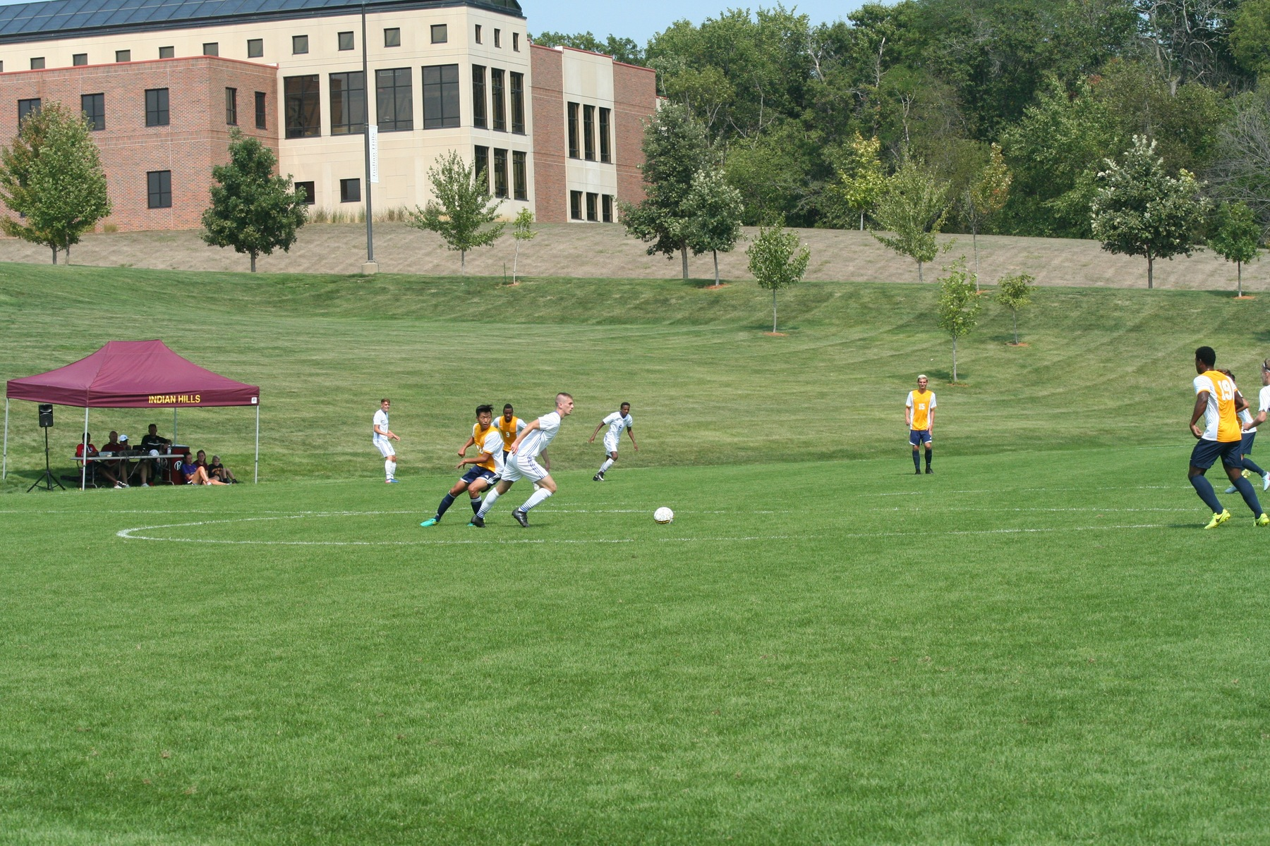 Lakers lose Conference opener 3-2 to Northeast Community College