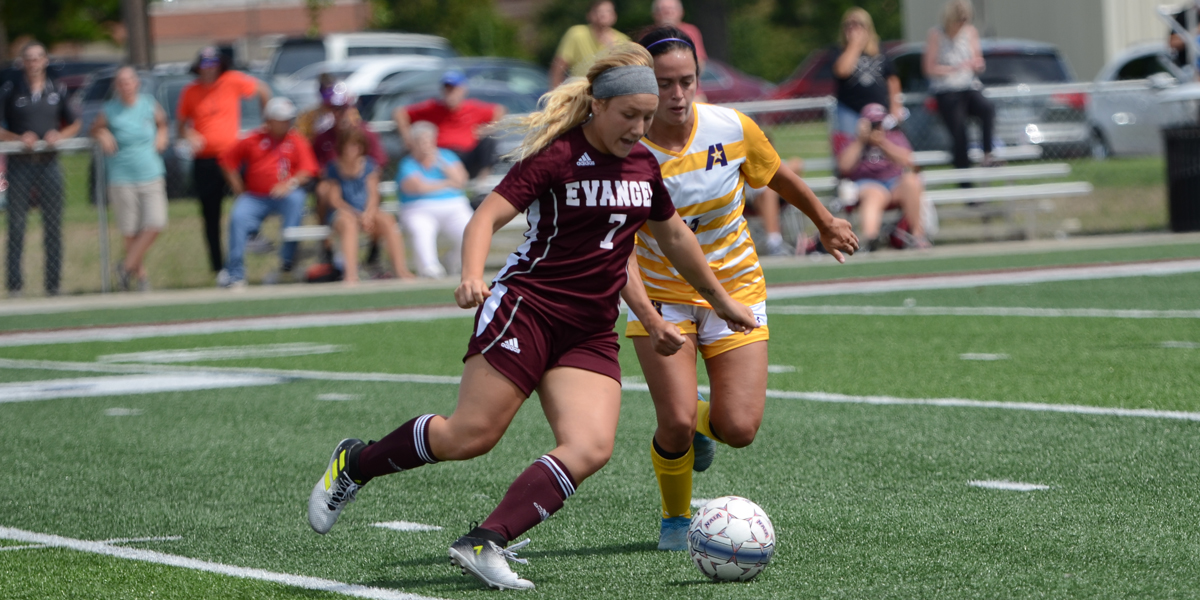 Evangel Stumbles at No. 20 Southeastern