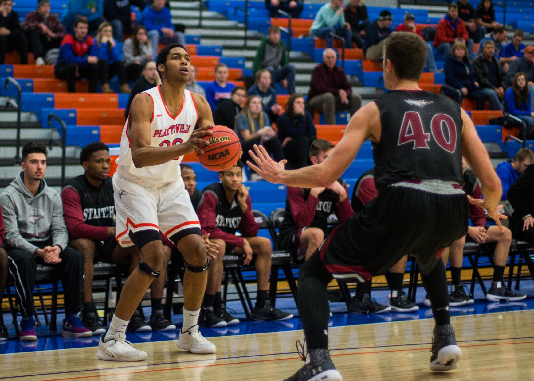 Hot shooting propels Pioneers to victory