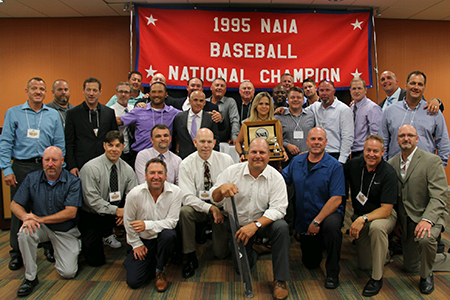1995 Baseball National Champions
