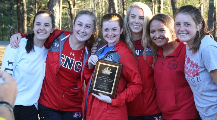Women's Cross Country Collects Third-Place Finish at Mass. Maritime Invitational