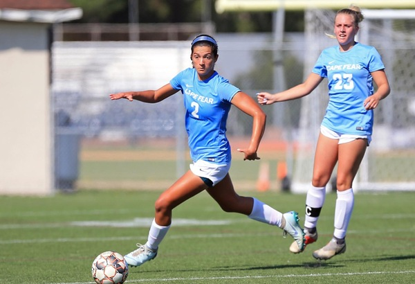 Women's Soccer Bounces Back With Dominate Win