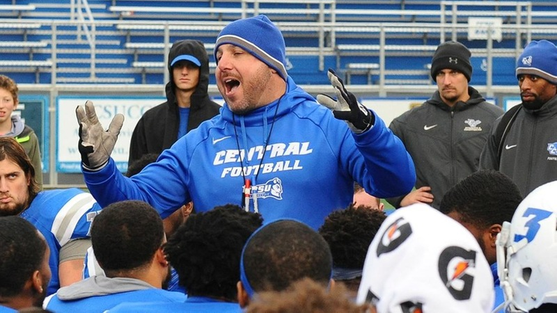 Defending NEC Champion Football Opens Spring Practice