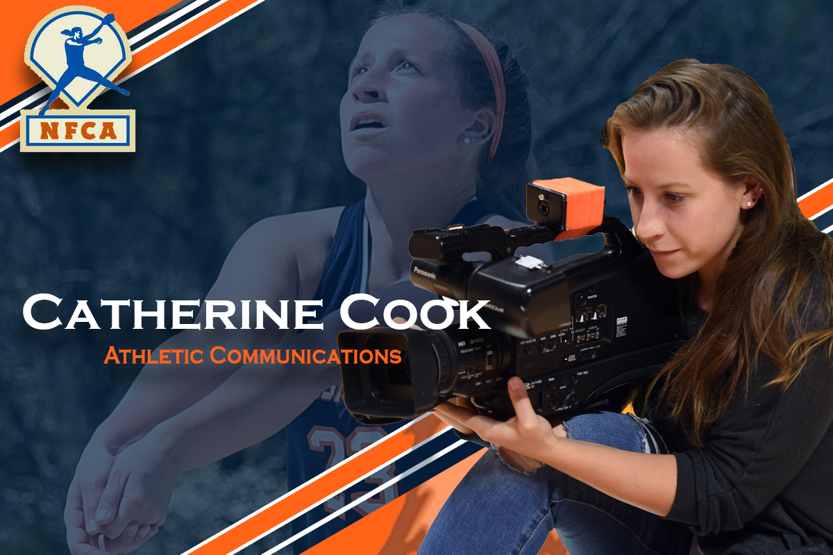 Cook joins athletic communications team