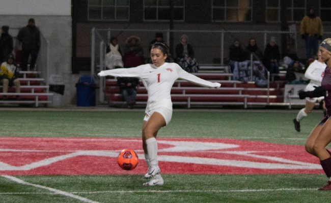 Women's Soccer Held Scoreless In Playoff Defeat