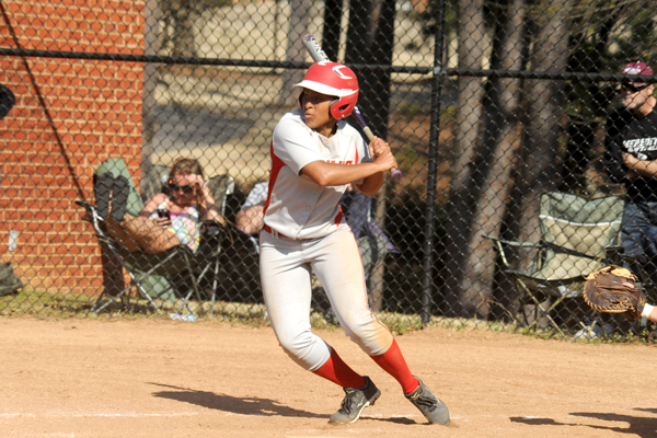 Huntingdon softball sweeps Fighting Squirrels