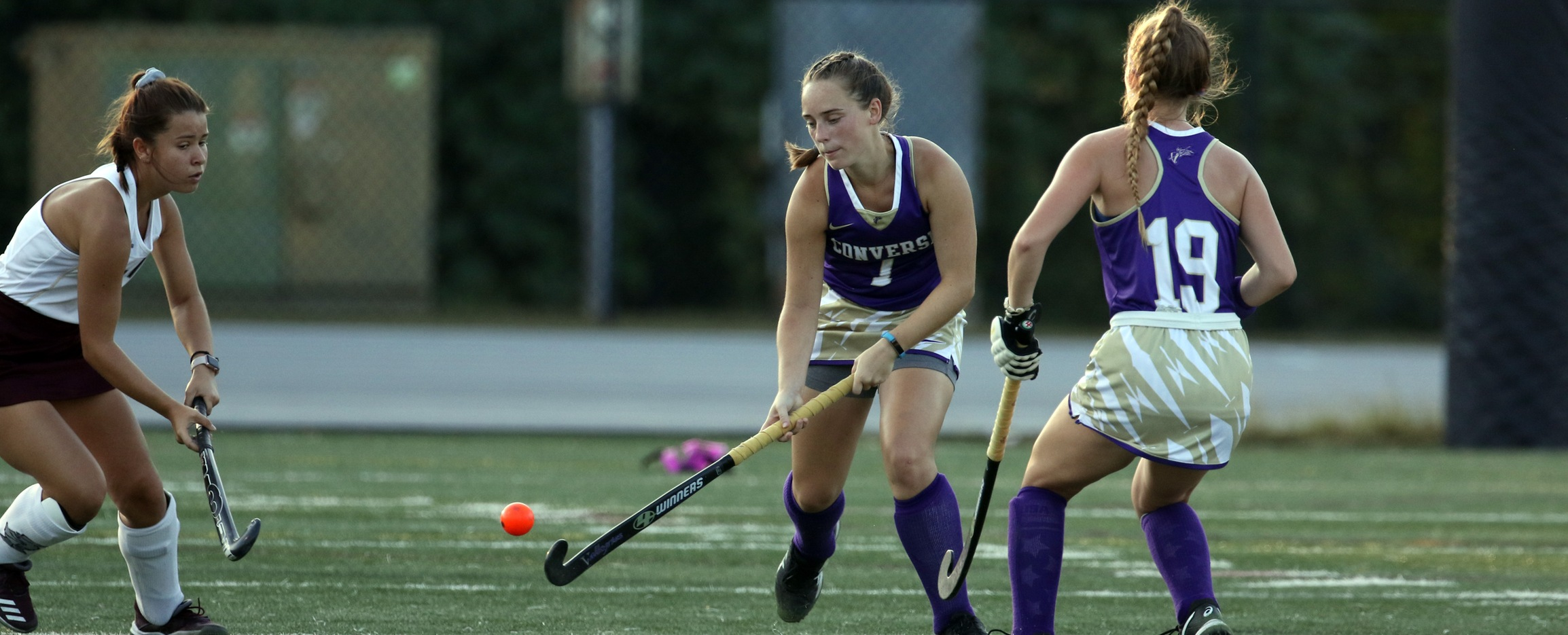 Field Hockey Falls 6-0 at Queens (N.C.)