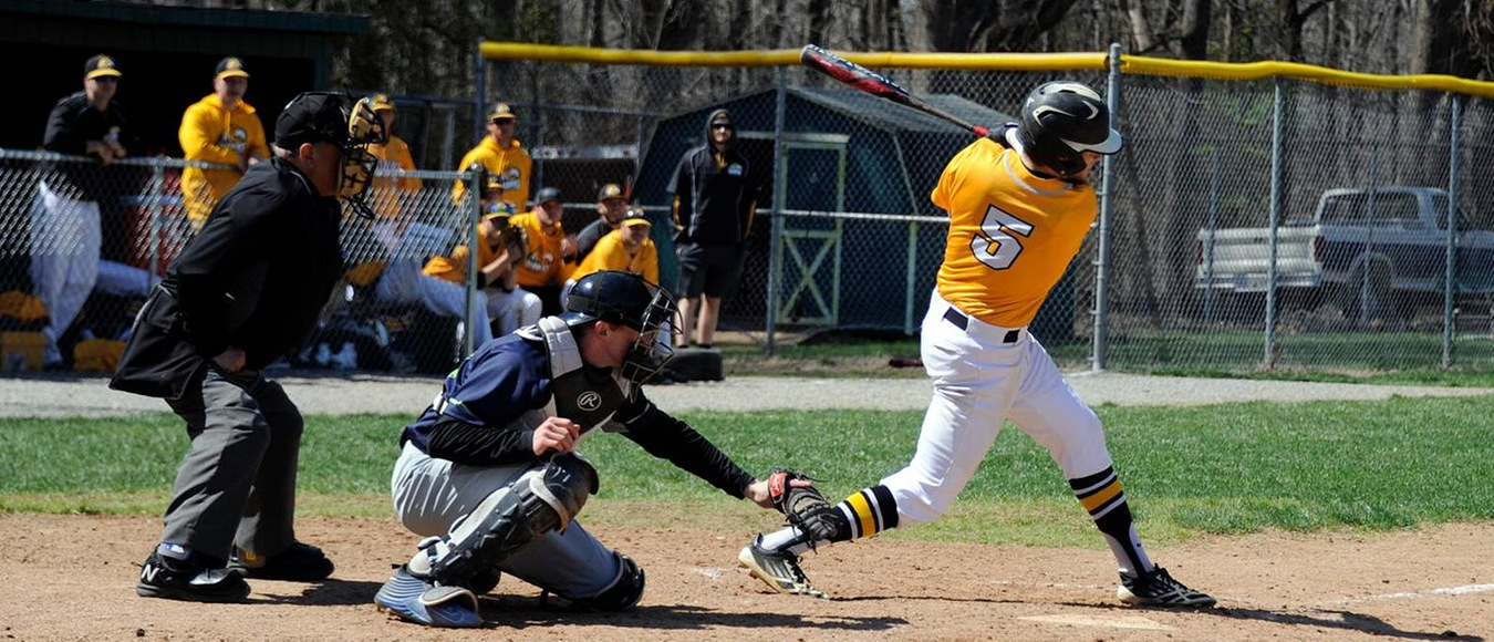 College of Southern Maryland baseball sees nine-game win streak end