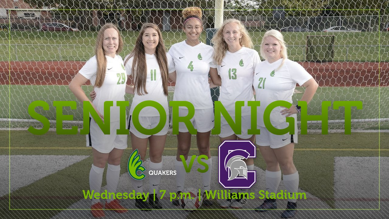 Women's Soccer Hosts Capital for Senior Night on Wednesday
