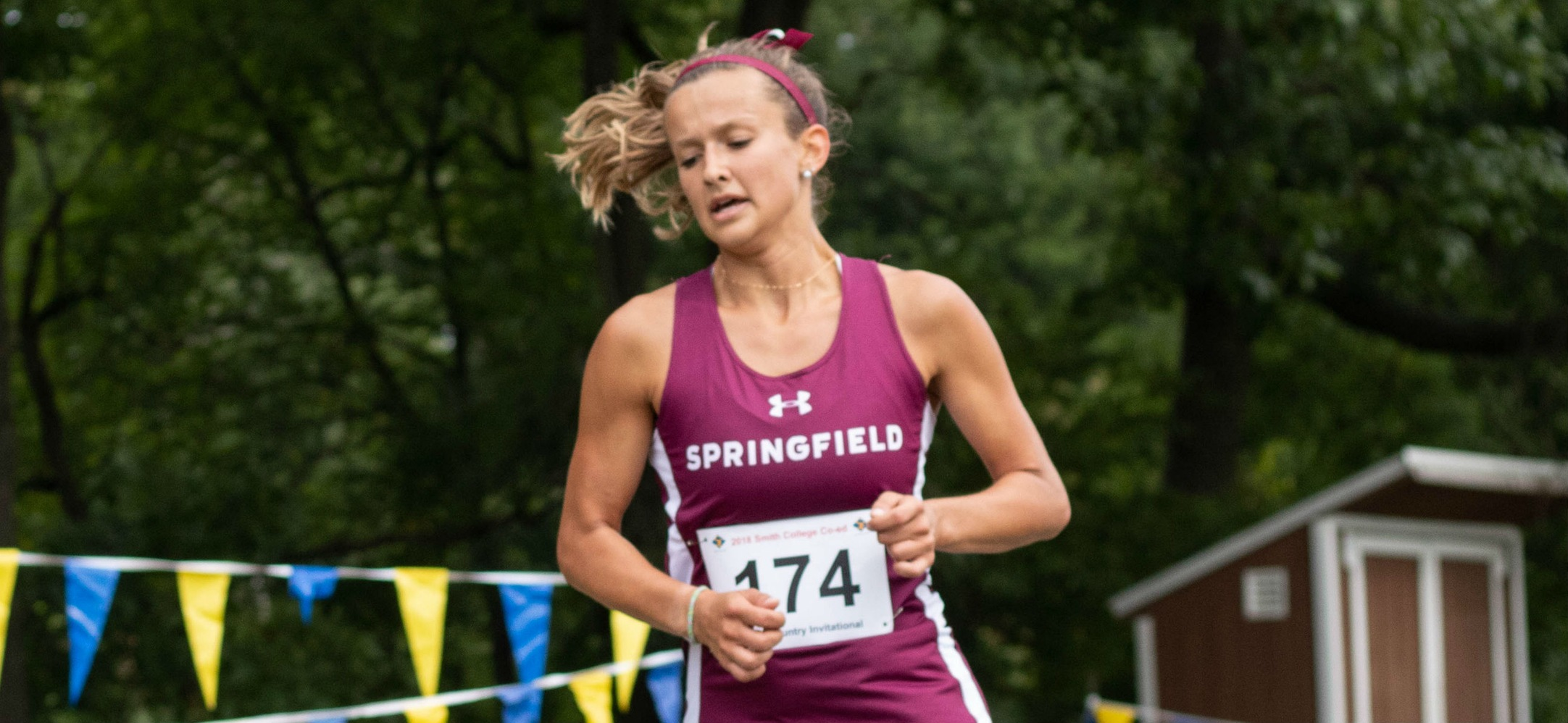 Madeia Leads Women's Cross Country at Connecticut College Invitational
