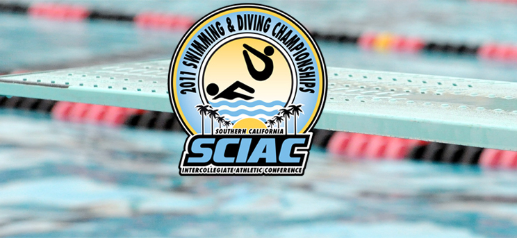 Beavers Close Season at SCIAC Championships