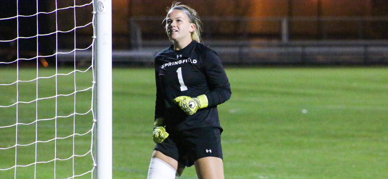 Fourth-Seeded Women's Soccer Advances Past Fifth-Seeded Wellesley in Penalty Kick Shootout