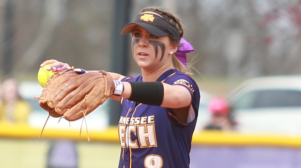 Tech softball falls twice to Eastern Kentucky