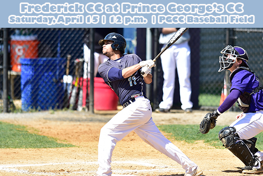 Prince George's Baseball Continues Homestand With Doubleheader Against Frederick On Saturday